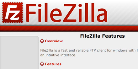 [2011] The FileZilla project