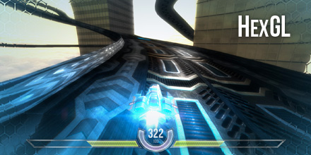 [2012] HexGL, WebGL AG Racing Game